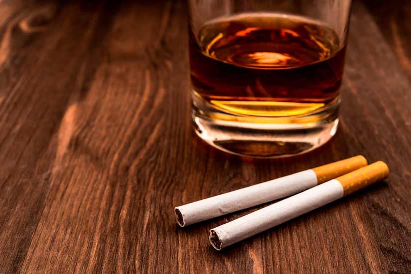 Impuestos sobre el alcohol y el tabaco