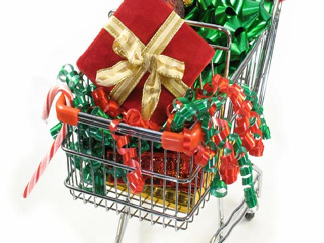 Resultado de imagen para imagen de compras navideñas