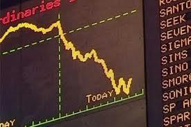 caida bolsa valores