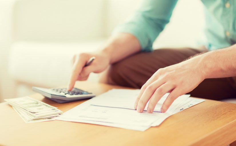 Llevar las cuentas del hogar