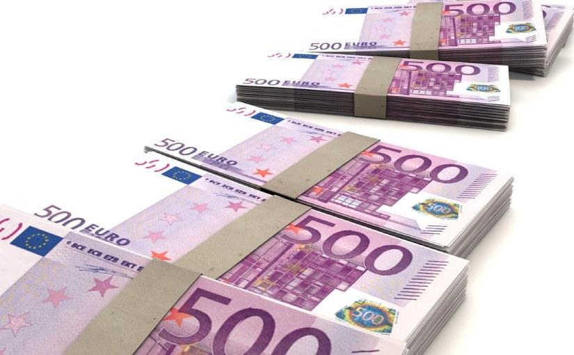 El banco de España cesa la creación de billetes de 500