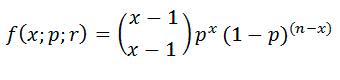 Cómo calcular la distribución binominal