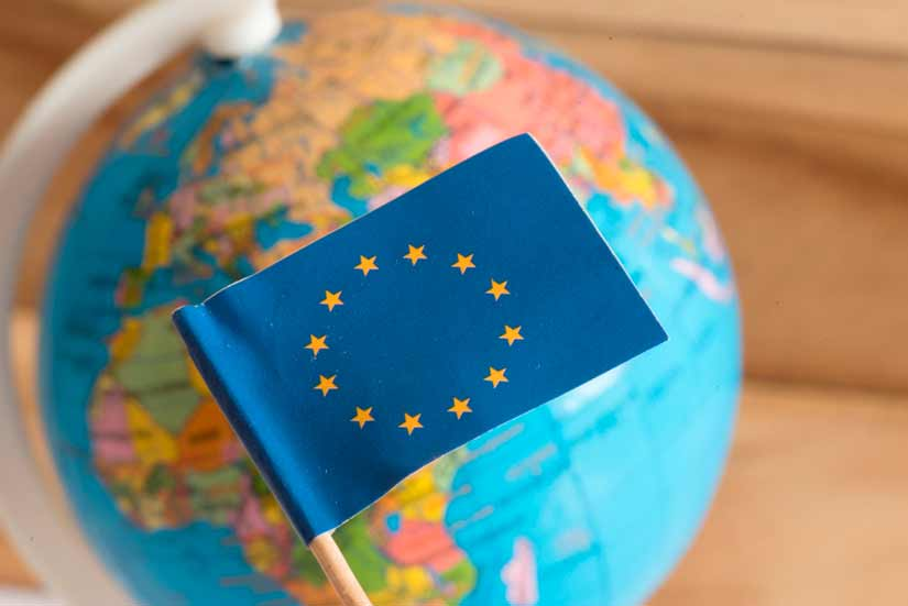 Países que forman parte de la Unión Europea