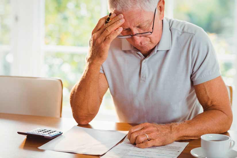 ¿Cuánto retiene Hacienda a los pensionistas?