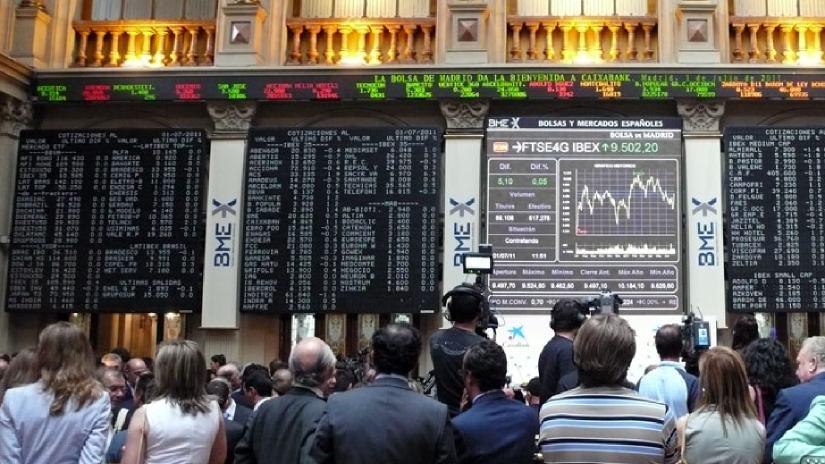 Valores de la Bolsa española