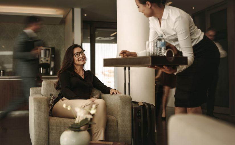 Aumento de los empleados en el sector turismo
