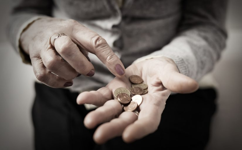 Cobrar la pensión con 15 años