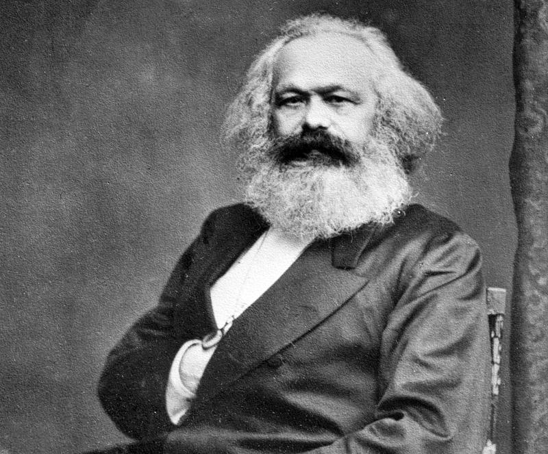 Vida y obra de Karl Marx