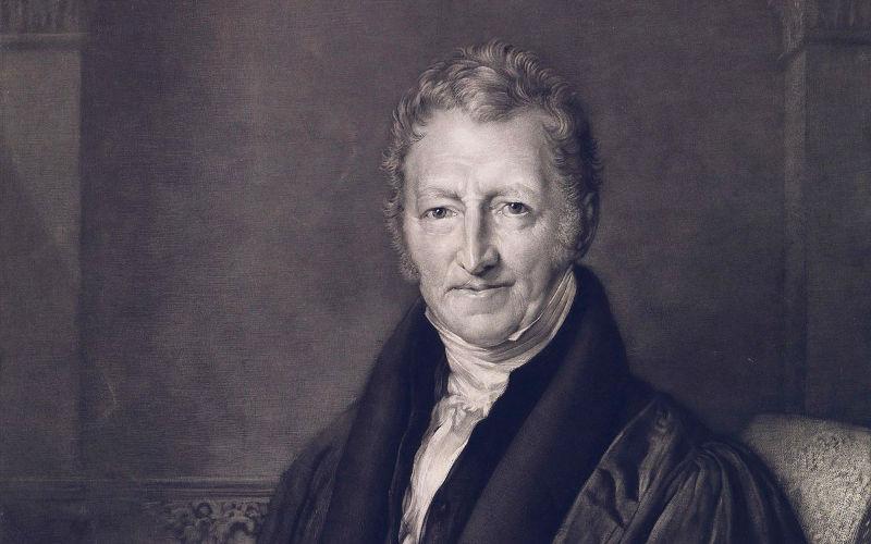 ¿Qué nos dice la teoría de Thomas Malthus?