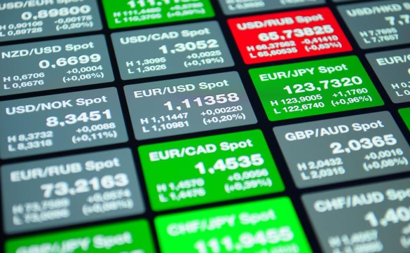 Brokers para inventir en Forex