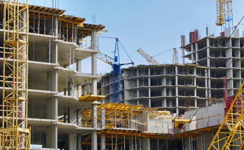 Crecimiento del sector de la construcción