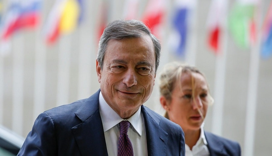 Mario Draghi medidas para mejorar la economía