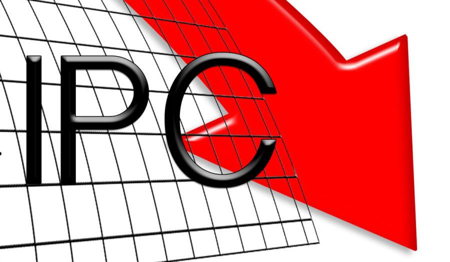 Caída del IPC