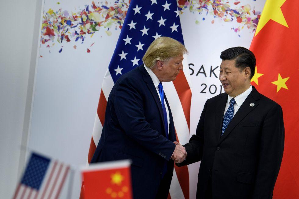 Tregua comercial entre EE.UU. y China