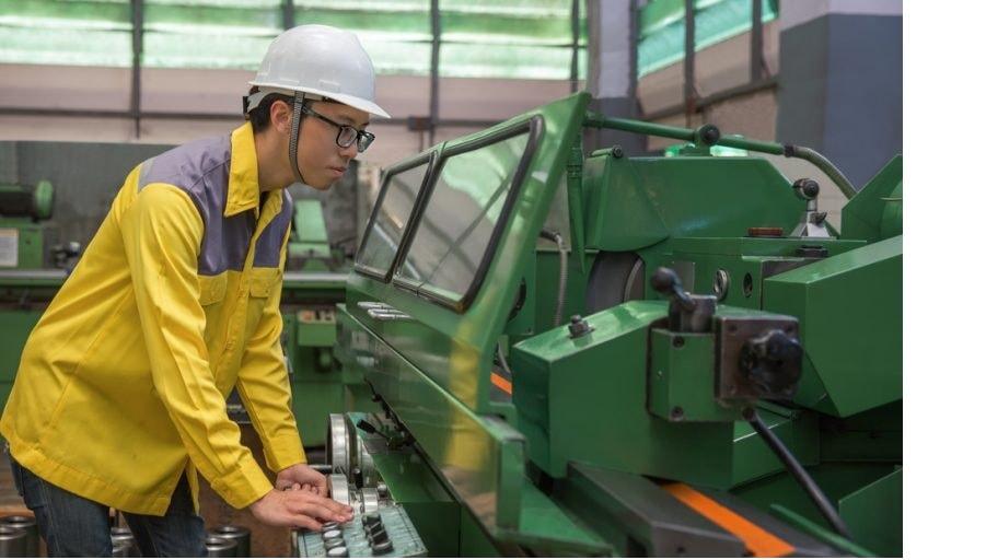 Los últimos datos reflejan las primeras causas del conficto: China ralentiza su crecimiento de producción industrial a niveles de hace 20 años.
