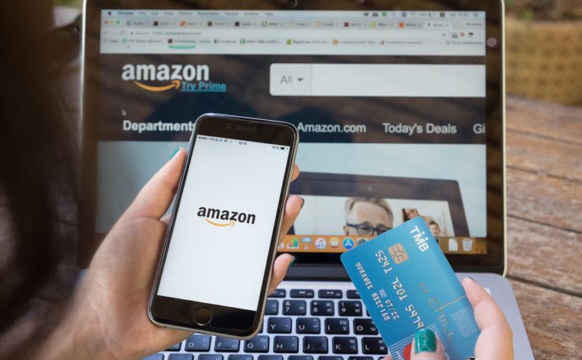 Amazon ataca a su competencia en navidades